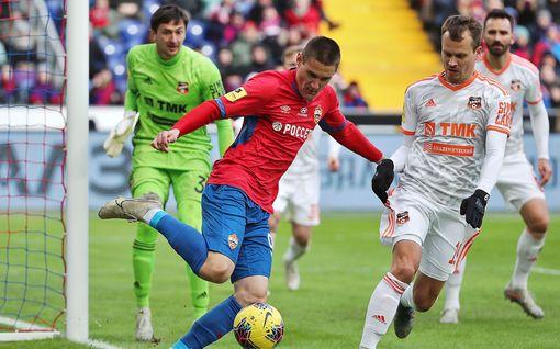 Tähtipelaaja jätti joukkueen viime kauden jälkeen – miten käy Valko-Venäjän liigan kärkikamppailussa?