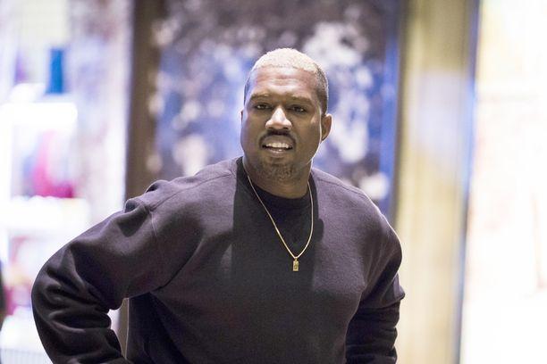 Kanye West aiheutti kohua kärkkäillä puheillaan aiemmin tässä kuussa.