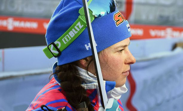 Krista Pärmäkoski oli vahvin parisprintin päätösosuudella.