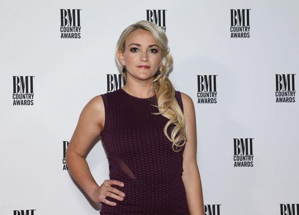 Jamie Lynn Spears palkintogaalassa vuonna 2016.