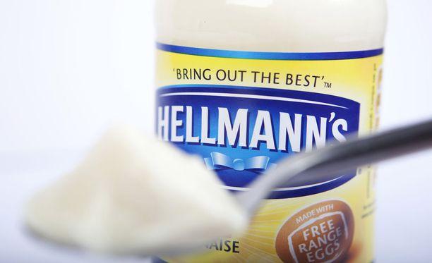 Majoneesi ei ole jäätelöbaarin ensimmäinen erikoinen makukokeilu.