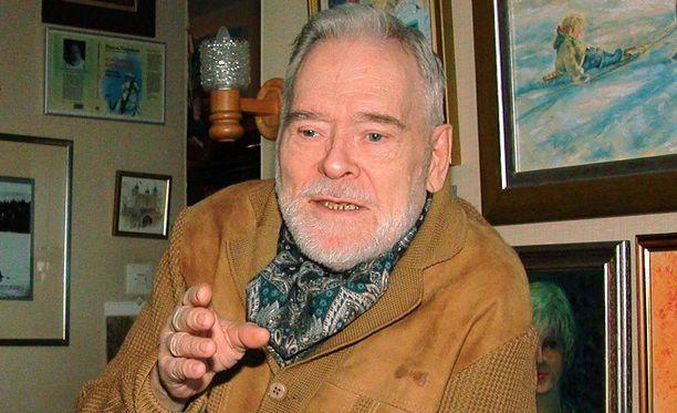 Paavo Noponen oli tyylilajinsa viimeinen edustaja.