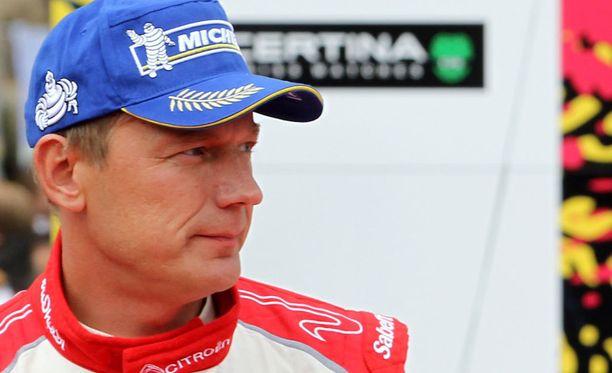 Jarmo Lehtinen jättää Toyotan Saksan MM-rallin jälkeen.