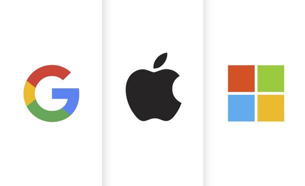 Google, Apple ja Microsoft tehtailivat kovia tuloksia toisella vuosineljänneksellä.