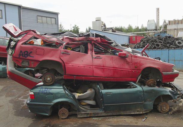 Auton romutus nousee taas arvoonsa.