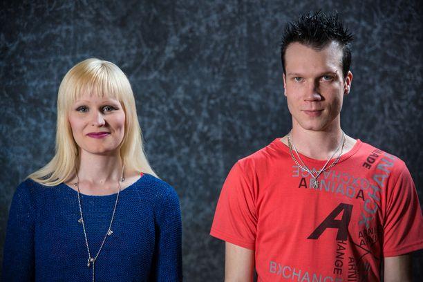 Johanna ja Jaakko.