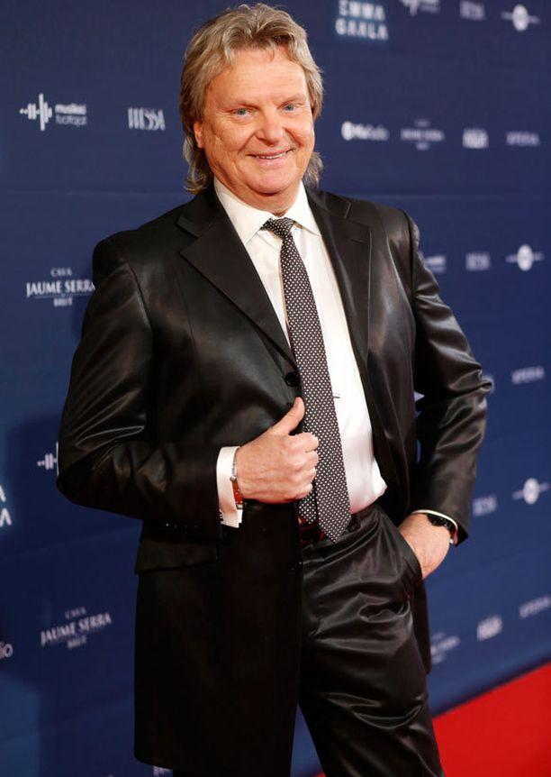 Pepe Willberg sai uransa ensimmäisen Emma-ehdokkuuden ja -palkinnon.
