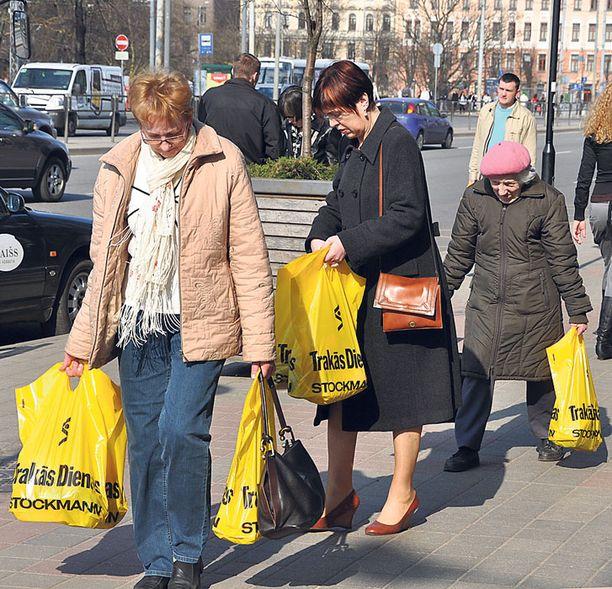 Hulluja Päiviä vietetään myös Baltiassa.