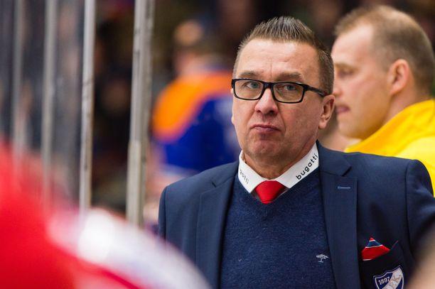 Ari-Pekka Selin ei selitellyt tappiota.