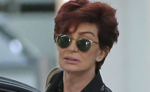 Sharon Osbourne on vain vahvistunut.