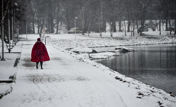 Maaliskuu oli eteläisessä Suomessa varsin vähäluminen.