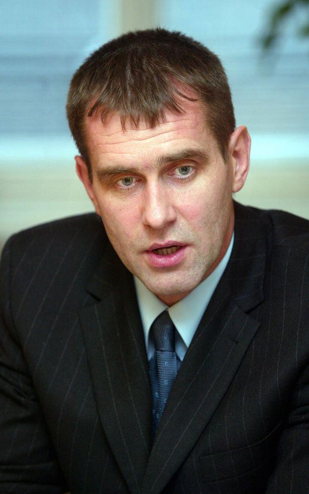 Aivar Rehe johti Viron Danskea koko sen ajanjakson, jota rahanpesuepäilyt nyt koskevat.
