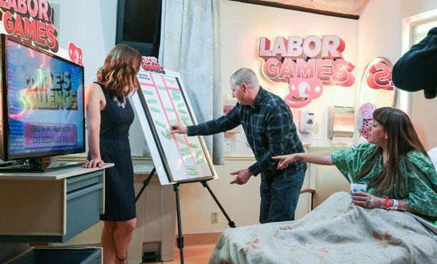 Myöhemmissä jaksoissa tavataan muun muassa Michael ja Amanda.