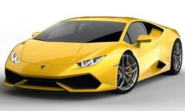 Lamborghinin myydyin malli uusiutuu keväällä - tässä Huracan Gallardon paikalle.