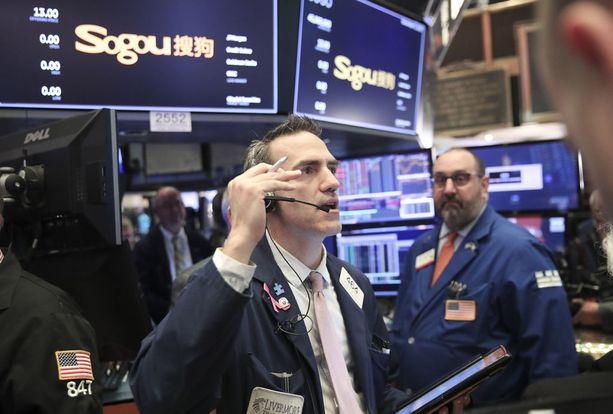 Yhdysvaltain taloudessa on käynnissä yksi sen historian pisimmistä nousukausista, mikä näkyy myös osakekursseissa.