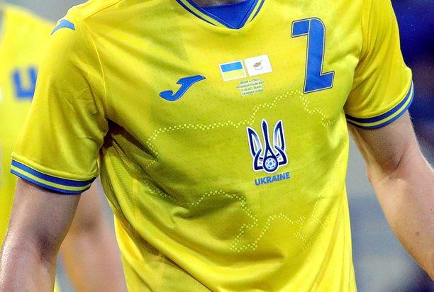Krimin niemimaa on mukana Ukrainan kisapaidoissa.