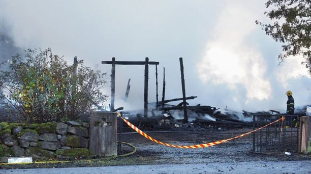 29-vuotias mies vangittiin epäiltynä Kiihtelysvaaran kirkon tuhopoltosta.