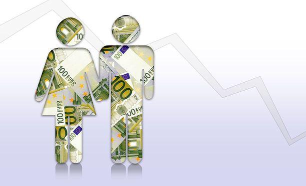 Talouteen liittyvät poliittiset päätökset vaikuttavat eri sukupuoliin eri tavoin.