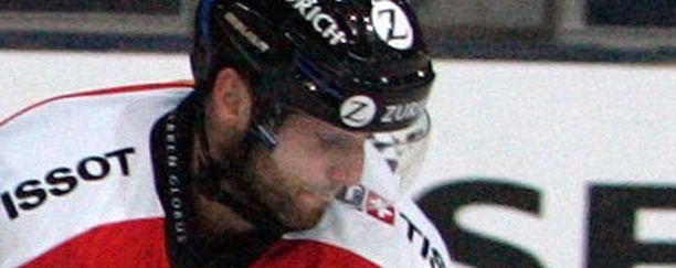 Juraj Simek on tuttu mies Sveitsin maajoukkueesta.