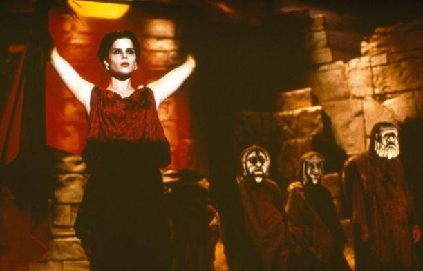 Scream-kauhusarjassa on monta osaa. Tänään tulee neljäs.