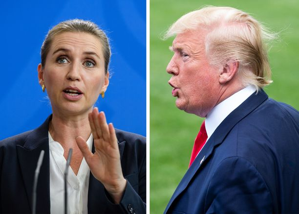 Tanskan pääministeri Mette Frederiksen sai Yhdysvaltojen Donald Trumpin perumaan valtiovierailun ilmoittamalla, ettei Grönlanti ole myynnissä.