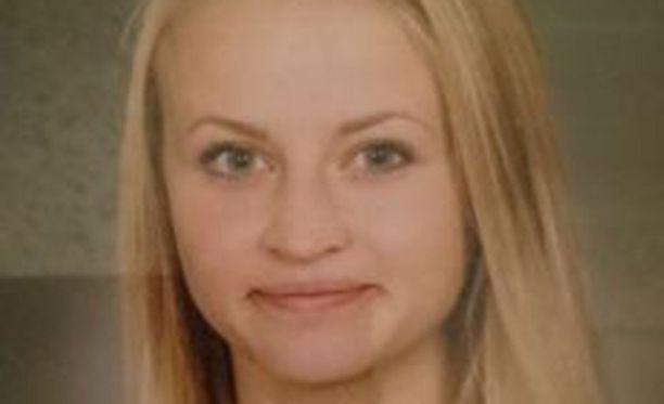 Tova Moberg katosi lauantai-iltana Hälsinglandissa, Gävleborgin läänissä.