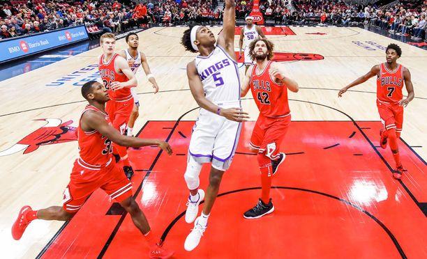 Chicago Bullsilla ei ole mitään jakoa tämän kauden NBA:ssa.