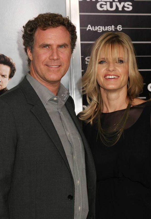 Will Ferrellin perheessä puhutaan pääasiassa ruotsia.