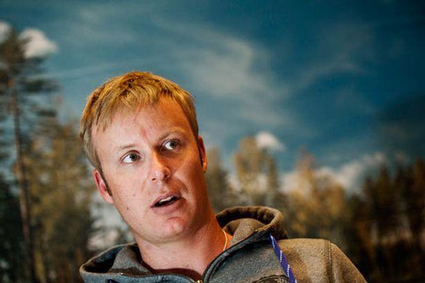 Mikko Ilonen on kohtuullisissa asemissa.