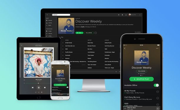 Spotify pyytää käyttäjiltään apua.