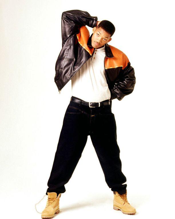 Will Smith ja Bel Airin prinssi viihdyttivät nuoria 1990-luvulla - ja saivat tietty aikaan tyylivaikutteita.