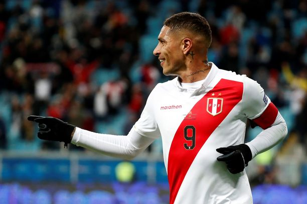 Kapteeni Paolo Guerrero haluaa, että Perua kunnioitetaan.