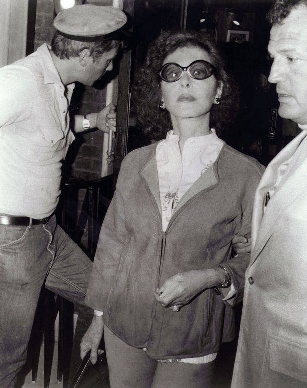 Hedy Lamarr vuonna 1966.