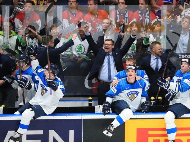 Suomi on uusi maailmanmestari!