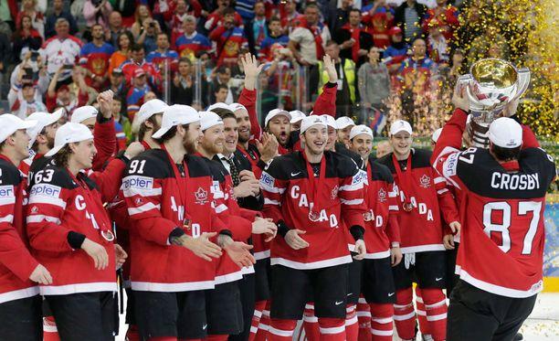 Kanadan maailmanmestaruudella ei revitelty pohjoisamerikalaisessa mediassa.