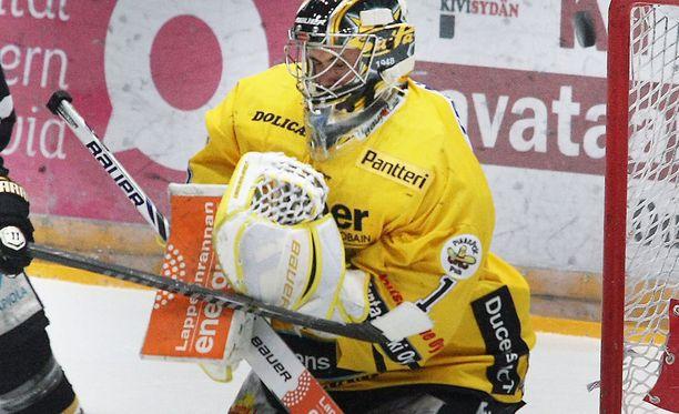 Andreas Bernard edusti SaiPaa vielä viime kaudella.