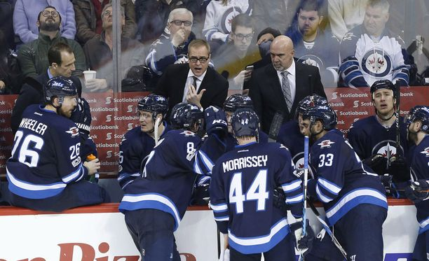 Paul Mauricen pitäisi tehdä parempaa työtä puolustuspelin kanssa, kirjoittaa Winnipeg Sun.