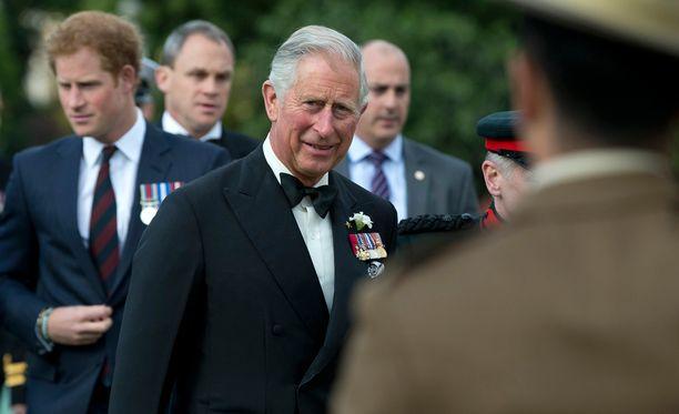 """Pakkohoitoon määrätty mies halusi """"uhrata itsensä"""" surmatakseen prinssi Charlesin."""