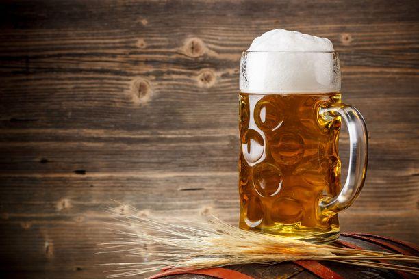 Suomen paras olut on vuonna 2019 kuopiolaisen Iso-Kallan Panimon Groteski-olut. Kuvituskuva.