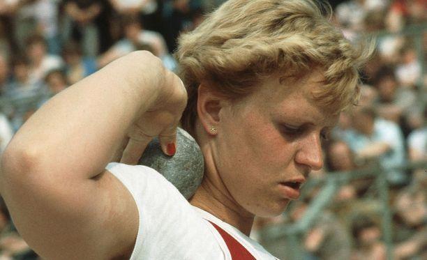Ilona Slupianekin käry sai Itä-Saksan doping-ohjelman tekemään käryjen pelossa ennakkotestejä urheilijoille ennen arvokisoja.