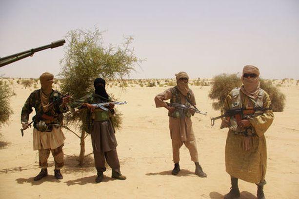 Ääri-islamilainen Ansar Dine -ryhmä on syyllistynyt julmiin tekoihin Pohjois-Malissa.