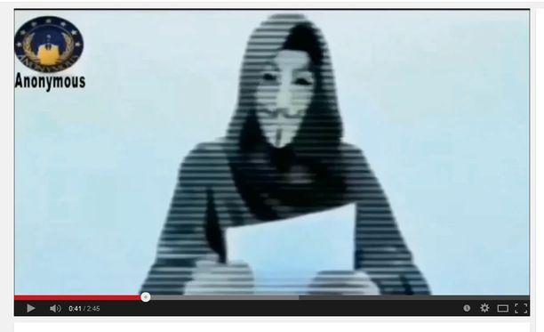 Hakkeriryhmä Anonymous aikoo estää terroristien nettisivujen toiminnan.