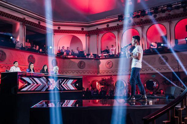 X Factor Suomi on ollut floppi.