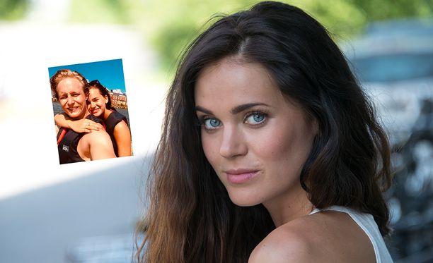 Johanna Puhakka on seurustellut Ilmarinsa kanssa jo lähes neljä vuotta.