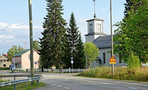 Traaginen onnettomuus tapahtui pojan kotikylällä, Saarijärven Pylkonmäellä.