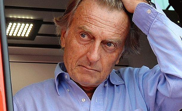 Luca di Montezemolo ei anna kiitosta formuloiden testausrajoituksille.