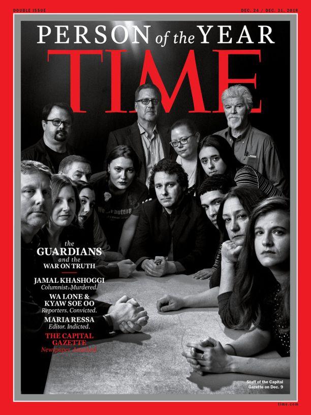 Yhdysvaltalaisen, Marylandissa julkaistavan The Capital Gazzette -sanomalehden tiloihin iski viime kesänä asemies, joka murhasi viisi ihmistä.