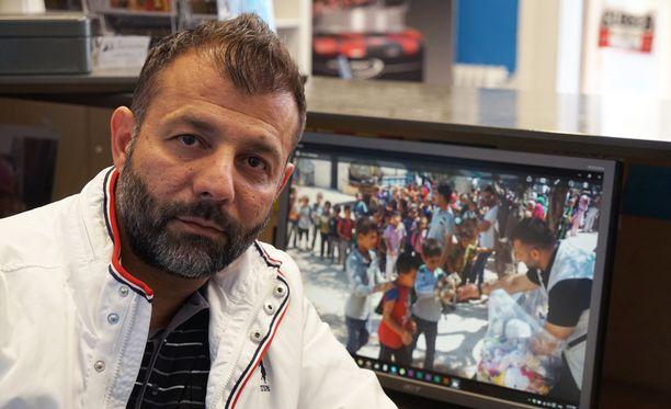 Syyttäjän mukaan Rami Adham on ostanut dopingaineita tarkoituksenaan levittää niitä laittomasti.