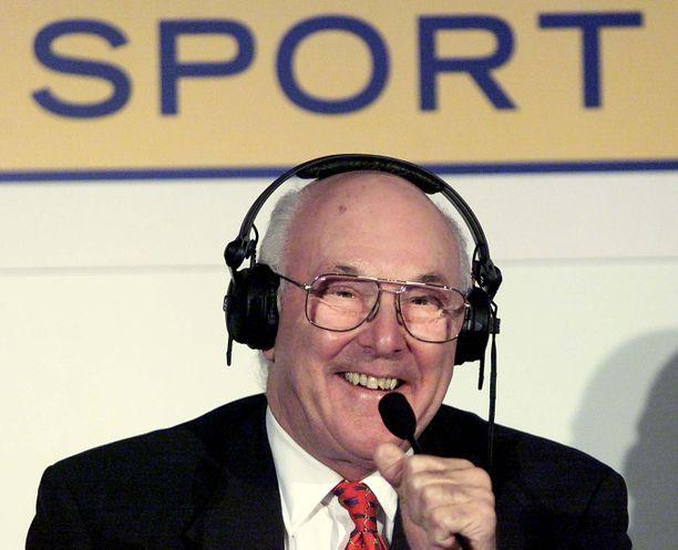 Murray Walker oli formula ykkösten rakastettu selostajaääni.