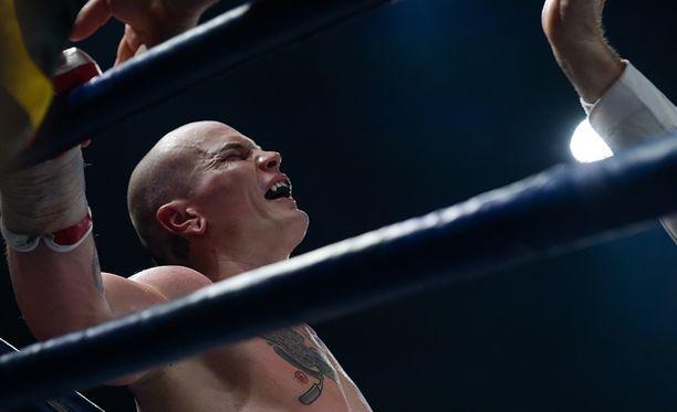 Niklas Räsänen kärsi joulukuussa kitkerän tappion.